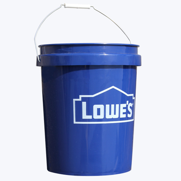 LOWES Bucket (plastic bucket)