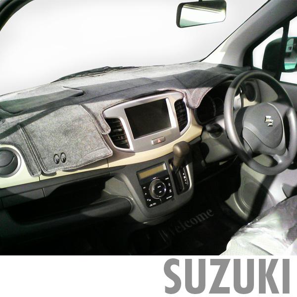 SUZUKI (スズキ) 用 オリジナル ダッシュマット