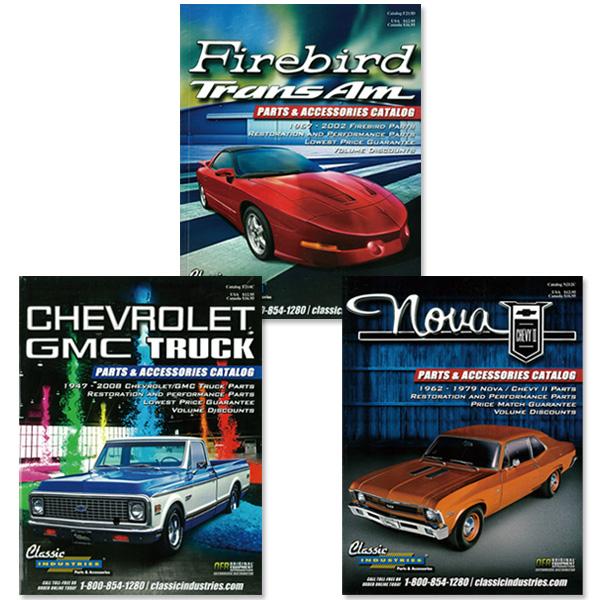 classic industries trucks