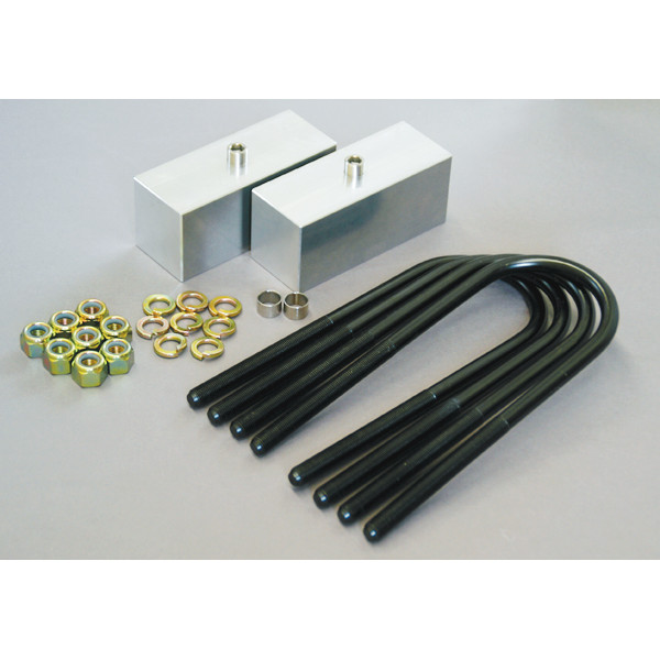 Lowering block Kit 2-inch (5 cm)-E24-25 for Caravan/mini trucks