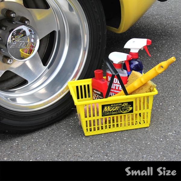 ショッピング バスケット かご 買い物 ギフ_包装 収納 安全 インテリア マイバスケット Shopping ムーンアイズ Small Basket スモールサイズ MOONEYES