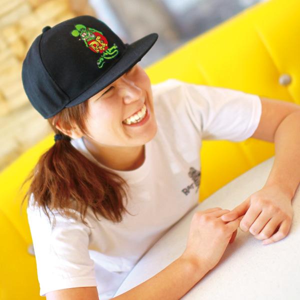 大鼠 Fink (大鼠 Fink) 羊毛平面的帽舌帽