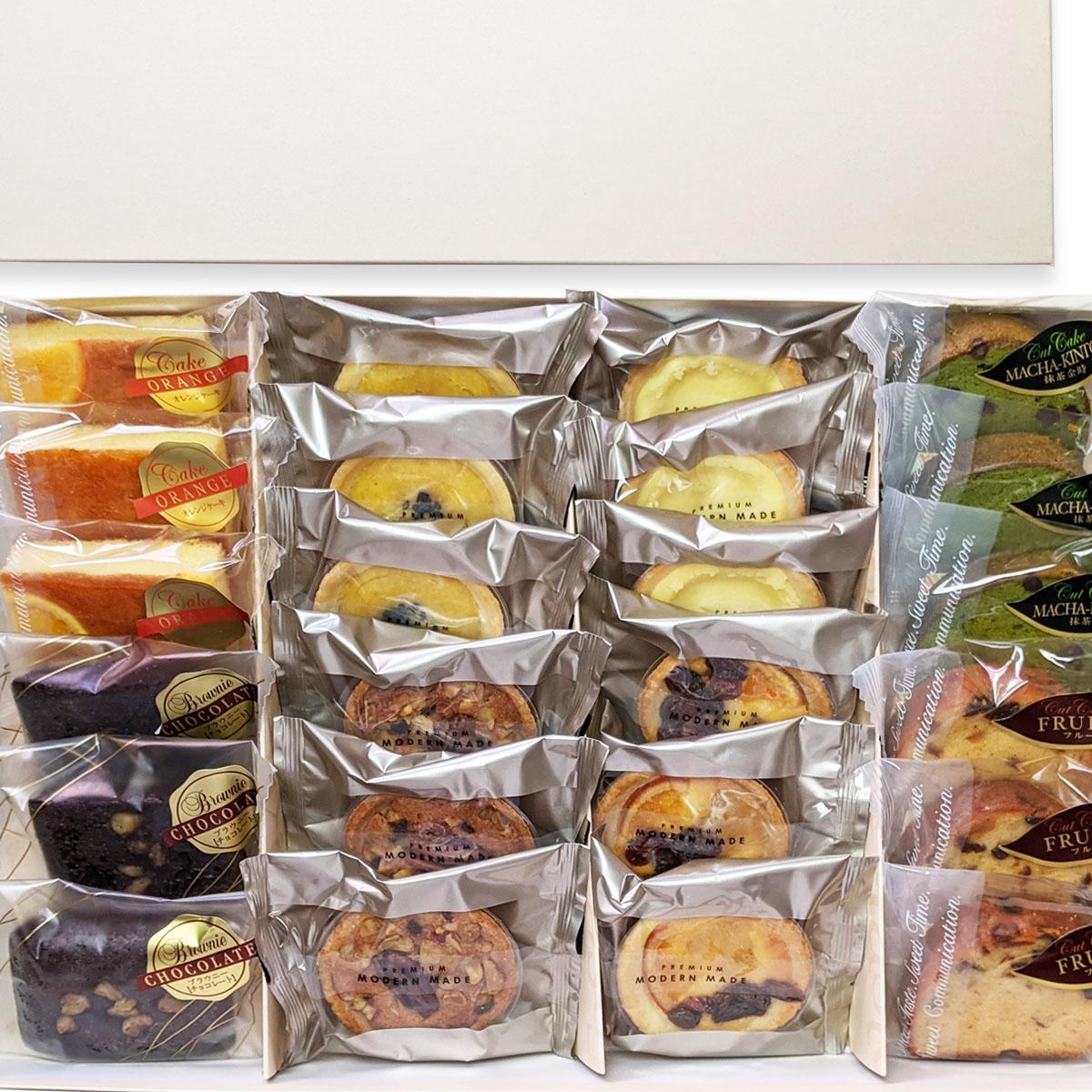 洋菓子24個入りギフトセット
