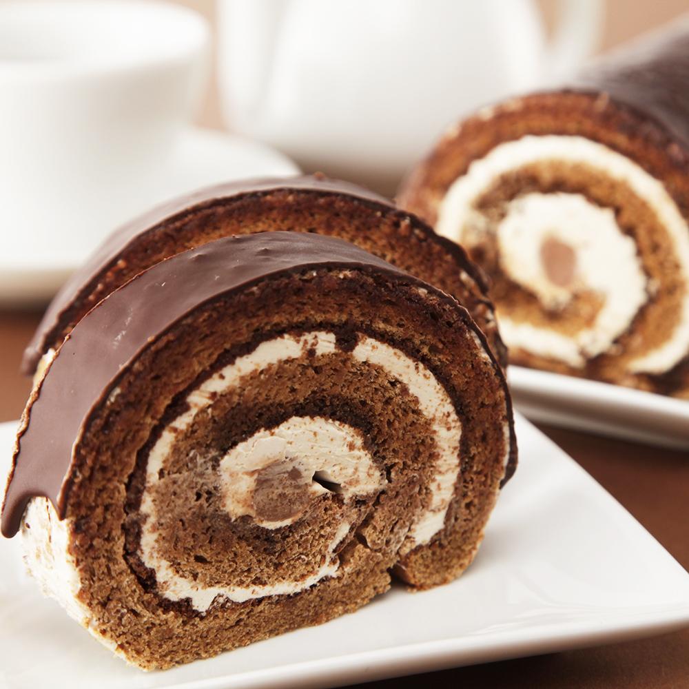 オペラロールケーキ