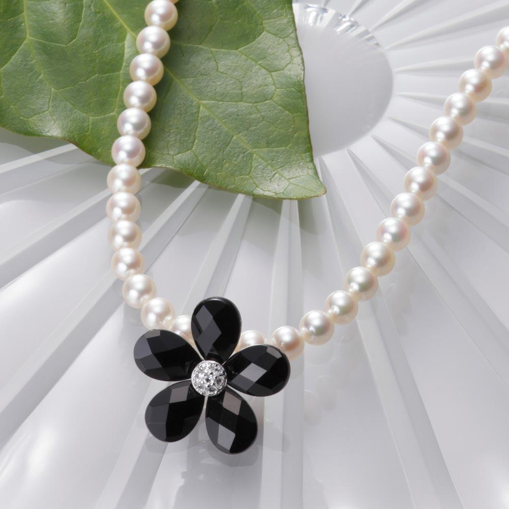 オニキス ショートナー Flower ショートナー ・ M (フラワー ショートナー・ブラック) レディース