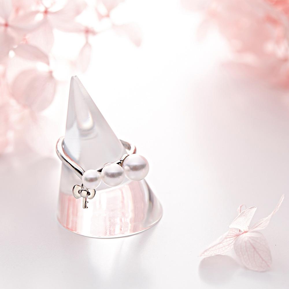 ハローキティ 指輪 Hello Kitty Key リング レディース