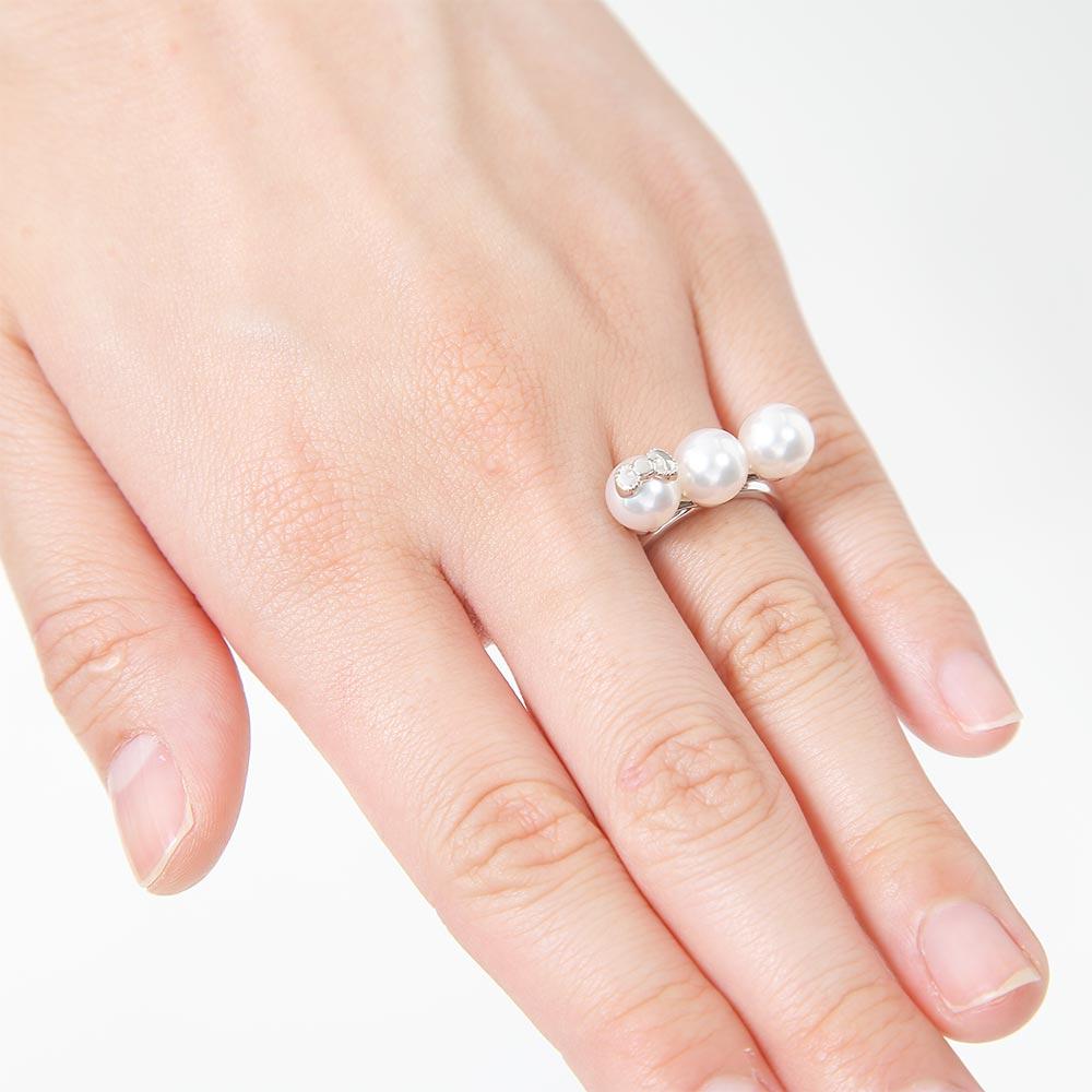 9ea913b9f moonlabel: Hello Kitty ring Hello Kitty Three Dreams ring Lady's ...
