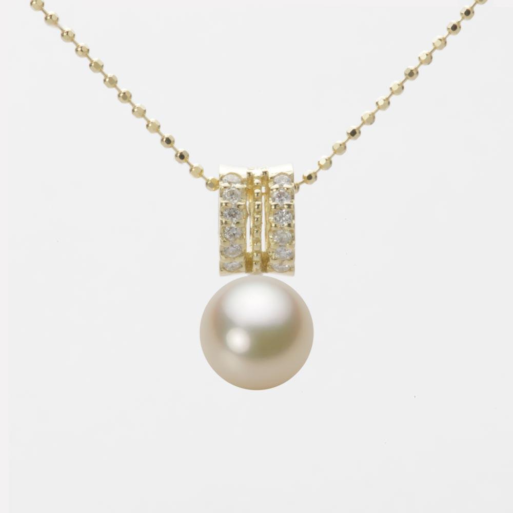 【即発送可能】 あこや真珠 パール ネックレス 7.5mm アコヤ 真珠 ペンダント K18 あこや真珠 イエローゴールド アコヤ 真珠 レディース HA00075R13CG01278Y, カワチマチ:fd80bd7e --- rukna.4px.tech