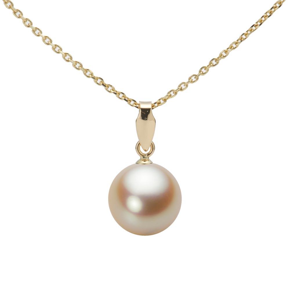 あこや真珠 パール ペンダント トップ 8.5mm アコヤ 真珠 ペンダント トップ K18 イエローゴールド レディース HA00085R11NG0U5Y00-T