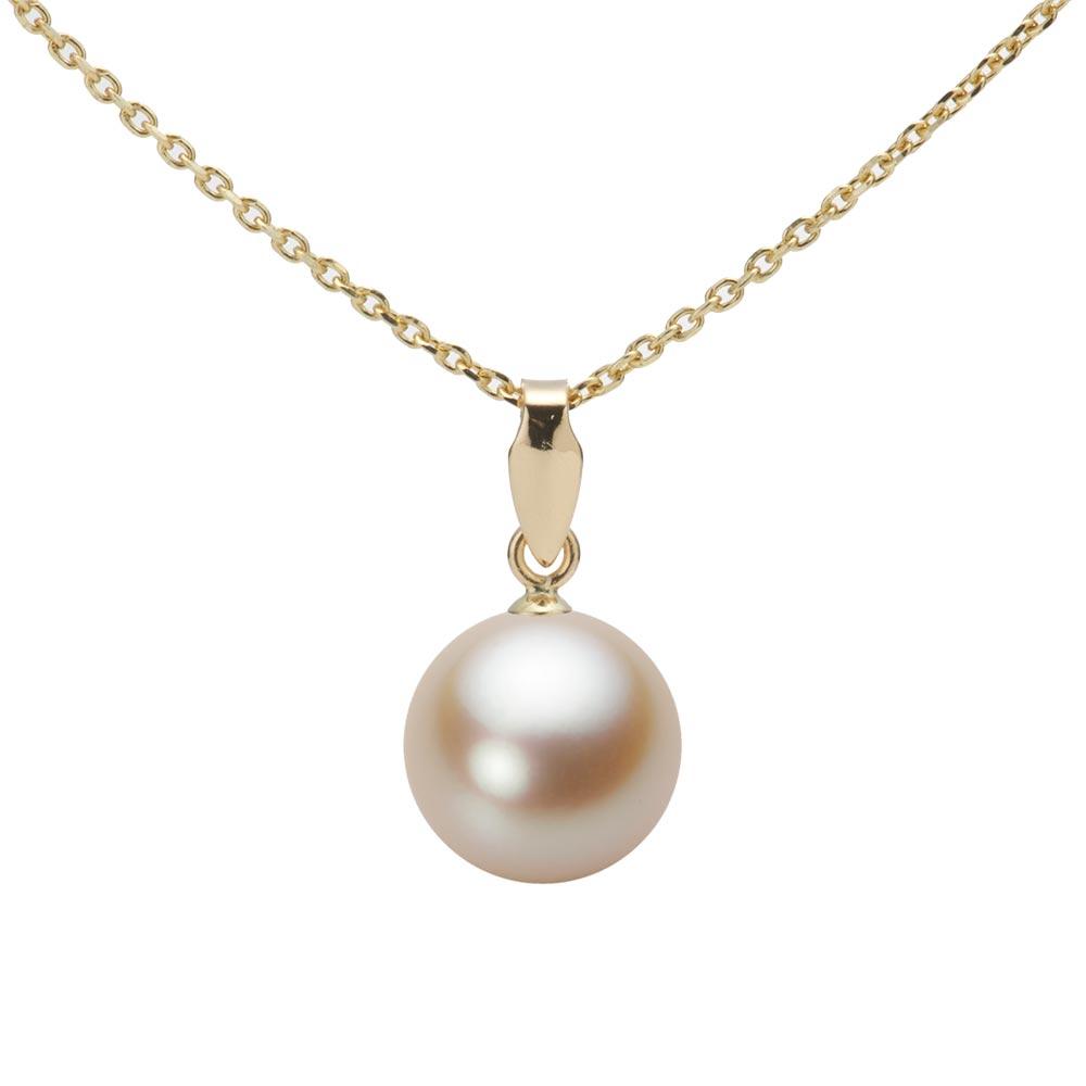 あこや真珠 パール ペンダント トップ 8.5mm アコヤ 真珠 ペンダント トップ K18 イエローゴールド レディース HA00085R13NG0U5Y00-T
