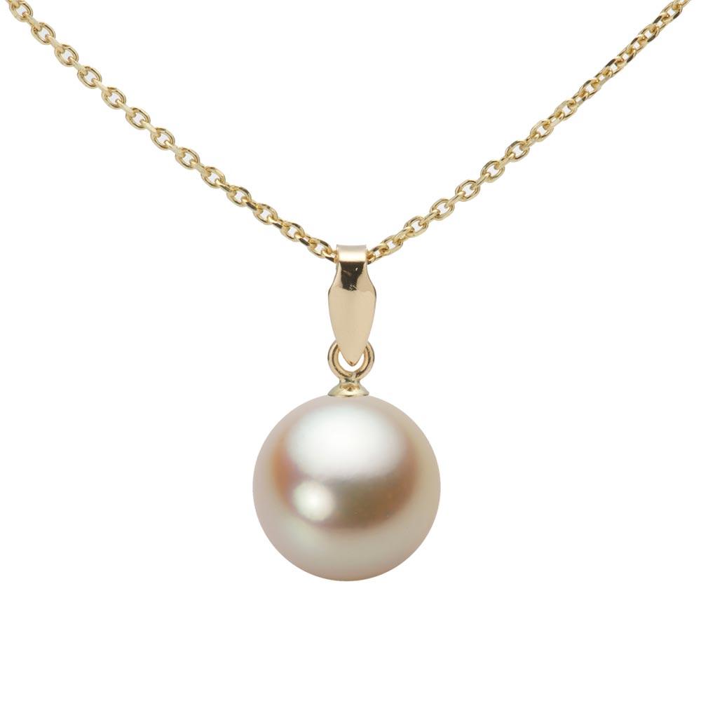 あこや真珠 パール ペンダント トップ 9.0mm アコヤ 真珠 ペンダント トップ K18 イエローゴールド レディース HA00090R11NG0U5Y00-T