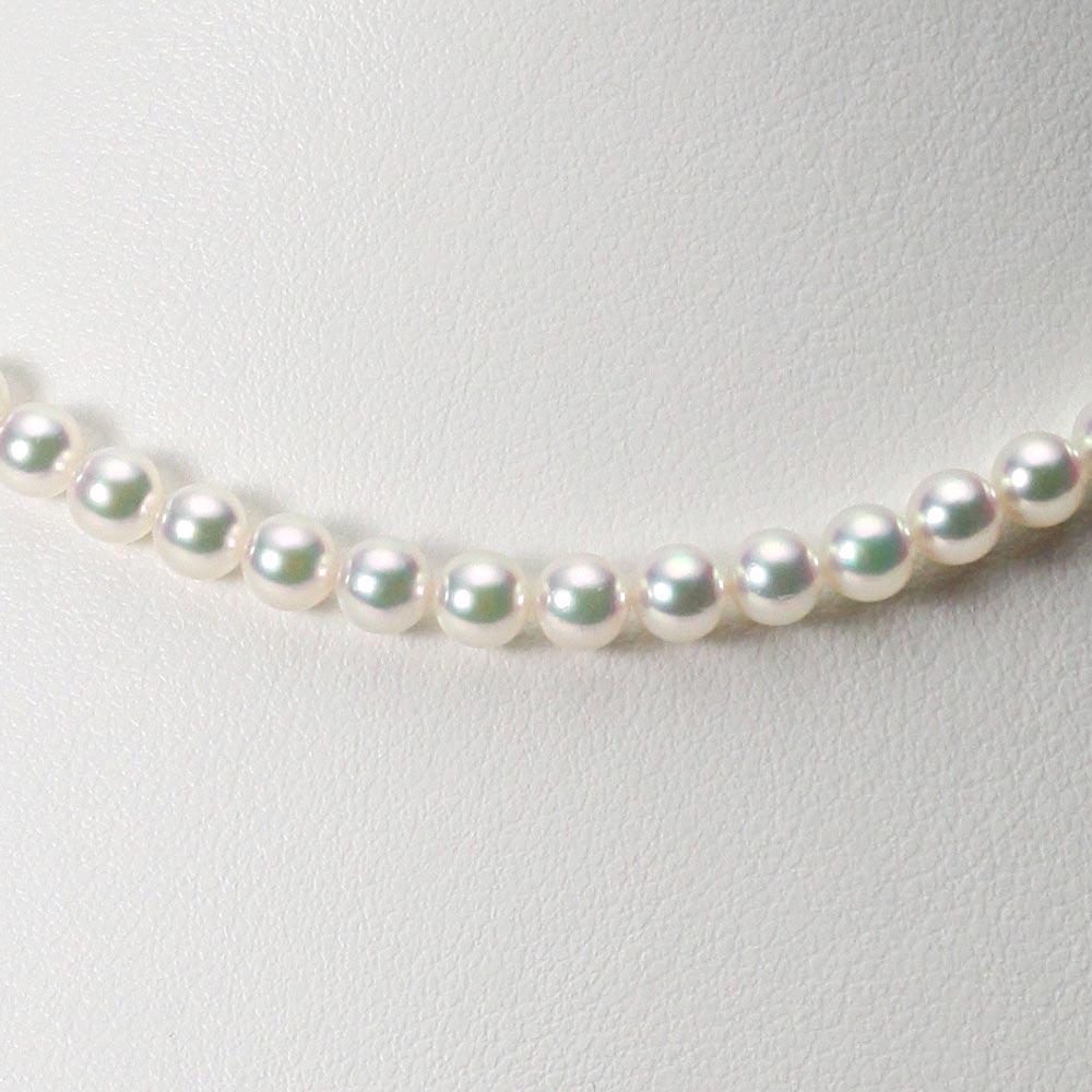 ベビーパール あこや真珠 ネックレス 5.0mm ベビーパール アコヤ 真珠 ネックレス レディース CA00050R11WPG00000