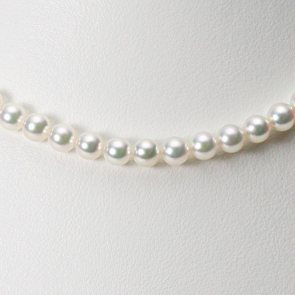 ベビーパール あこや真珠 ネックレス 5.5mm ベビーパール アコヤ 真珠 ネックレス レディース CA00055R11WPG00000