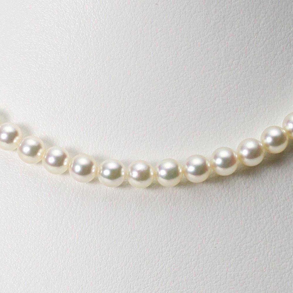 ベビーパール あこや真珠 ネックレス 5.5mm ベビーパール アコヤ 真珠 ネックレス レディース CA00055R13CW000000