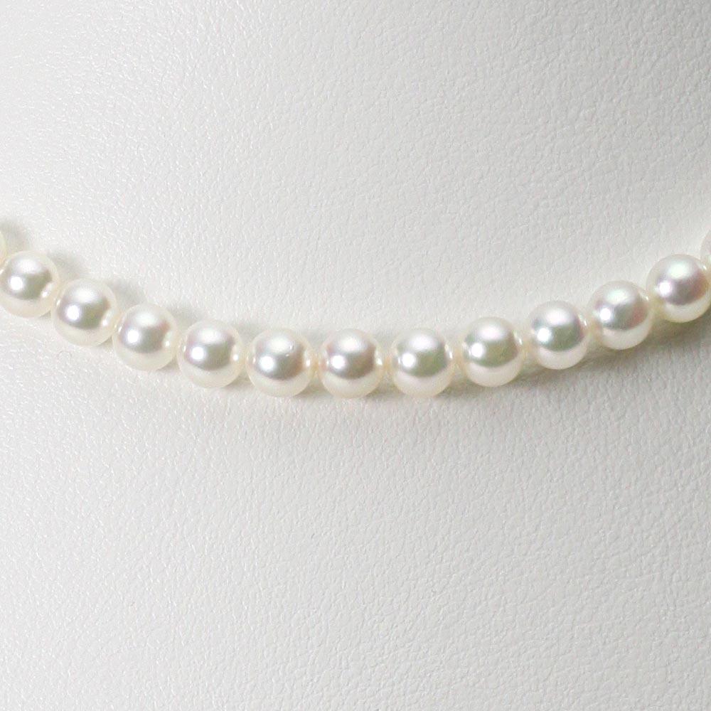 ベビーパール あこや真珠 ネックレス 5.5mm ベビーパール アコヤ 真珠 ネックレス レディース CA00055R13WPG00000
