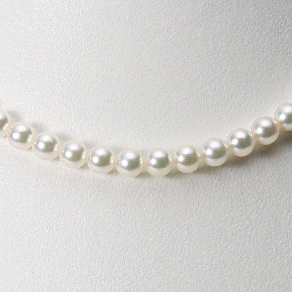 ベビーパール あこや真珠 ネックレス 5.5mm ベビーパール アコヤ 真珠 ネックレス レディース CA00055R23WPG00000
