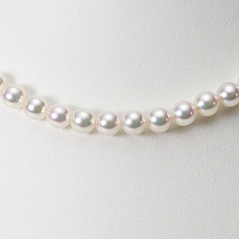 あこや真珠 パール ネックレス 6.0mm アコヤ 真珠 ネックレス レディース CA00060O11WPG00000