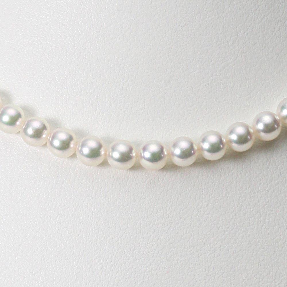 あこや真珠 パール ネックレス 6.0mm アコヤ 真珠 ネックレス レディース CA00060R21WPG00000