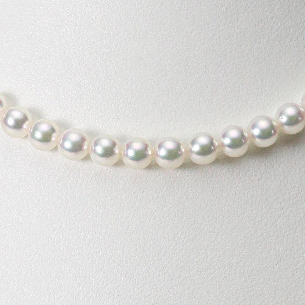 あこや真珠 パール ネックレス 6.0mm アコヤ 真珠 ネックレス レディース CA00060R31WPG00000