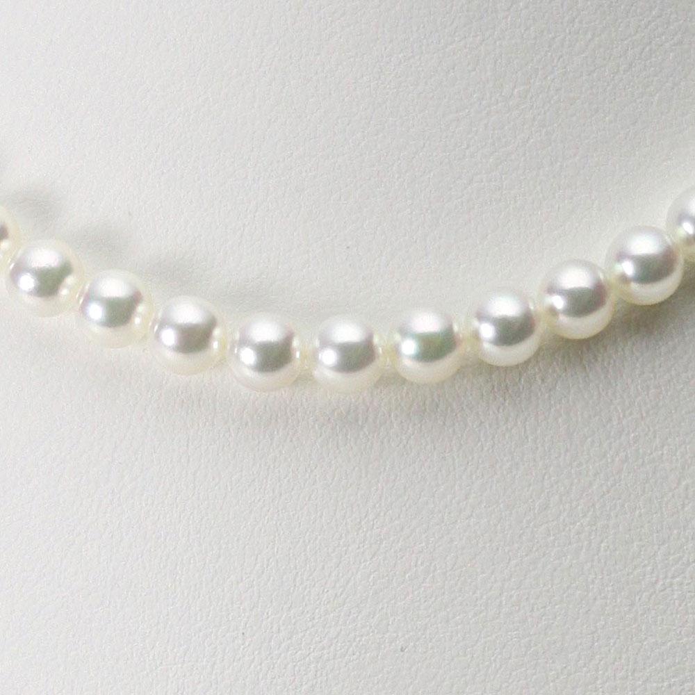 あこや真珠 パール ネックレス 6.5mm アコヤ 真珠 ネックレス レディース CA00065R12NW000000