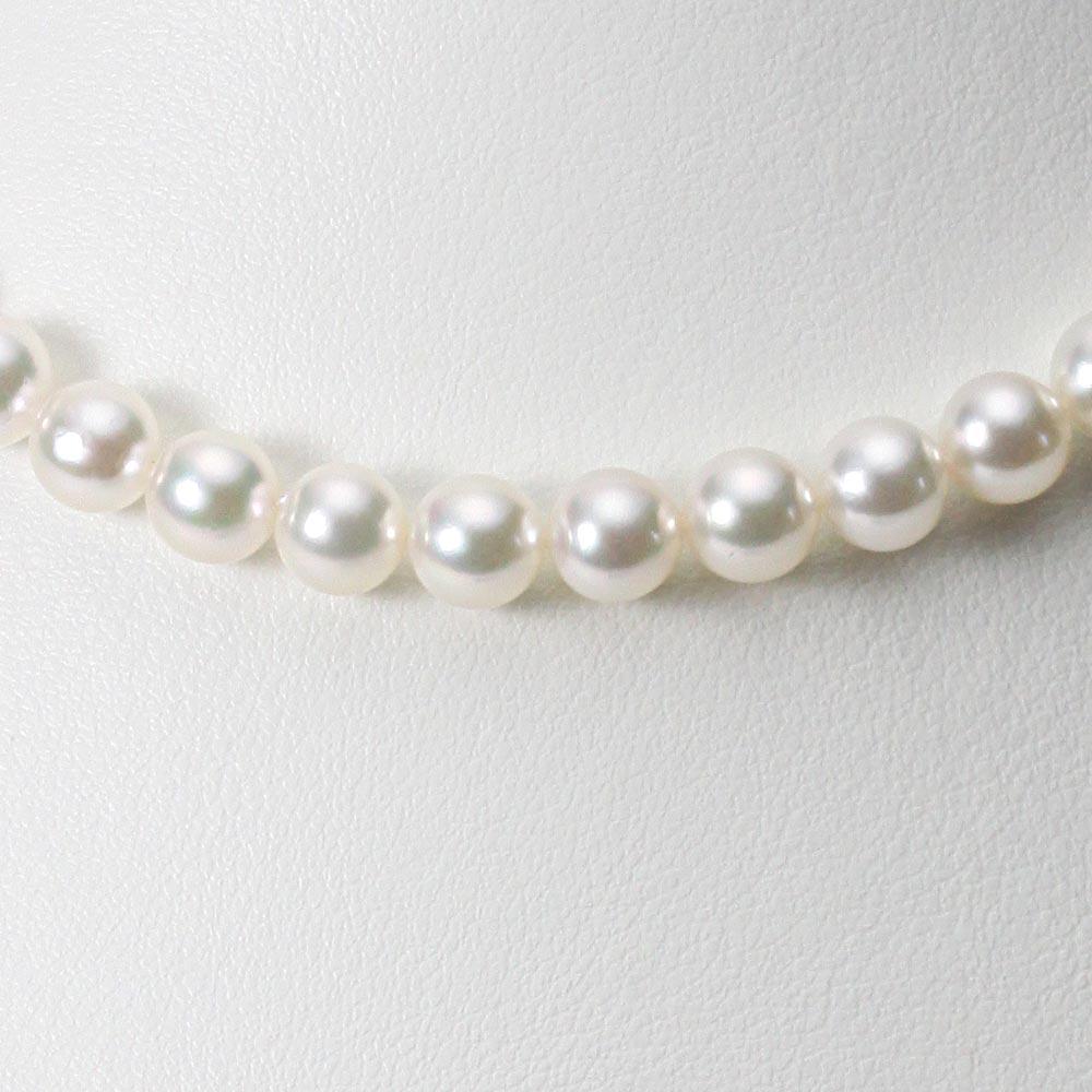 あこや真珠 パール ネックレス 7.0mm アコヤ 真珠 ネックレス レディース CA00070O53WPG00000