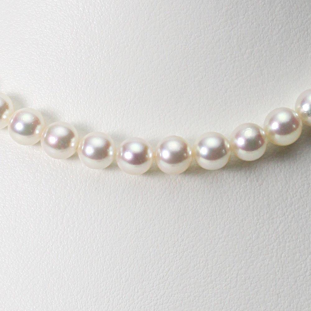 あこや真珠 パール ネックレス 7.0mm アコヤ 真珠 ネックレス レディース CA00070O53WPN00000