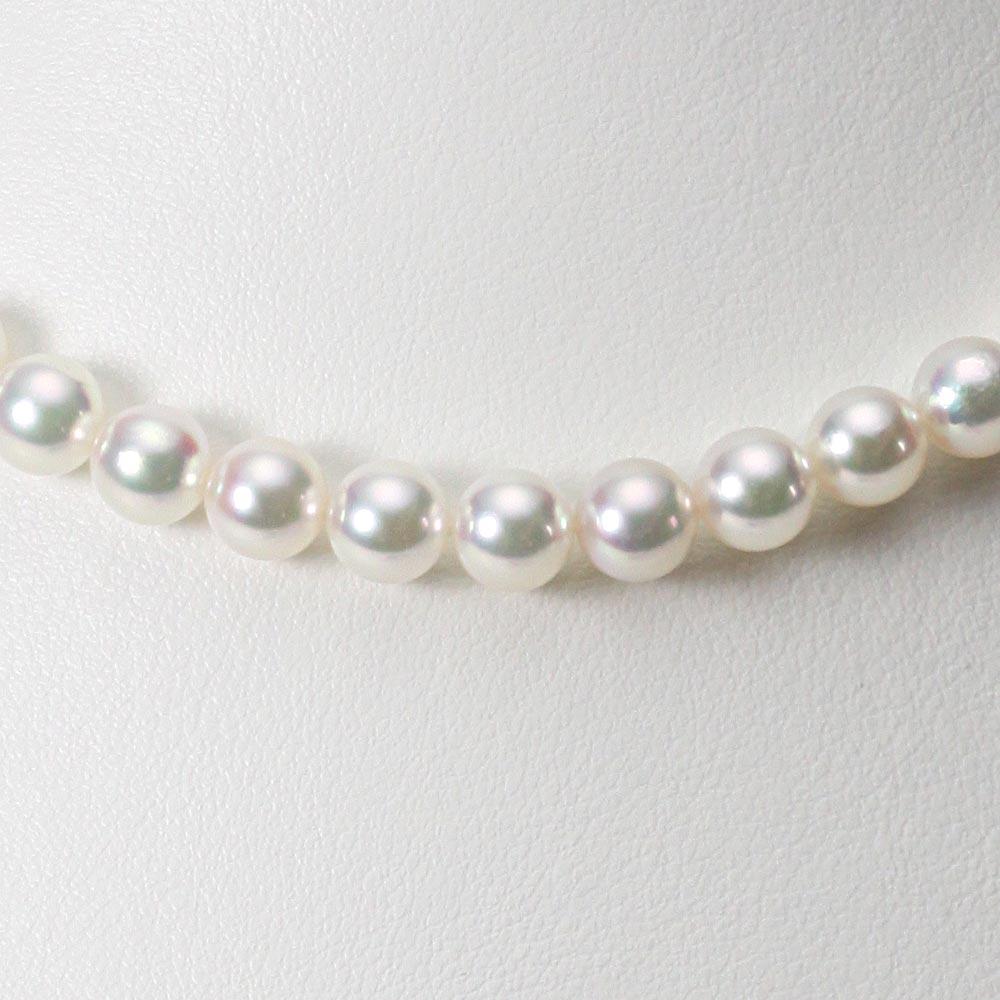 あこや真珠 パール ネックレス 7.0mm アコヤ 真珠 ネックレス レディース CA00070R31WPG00000