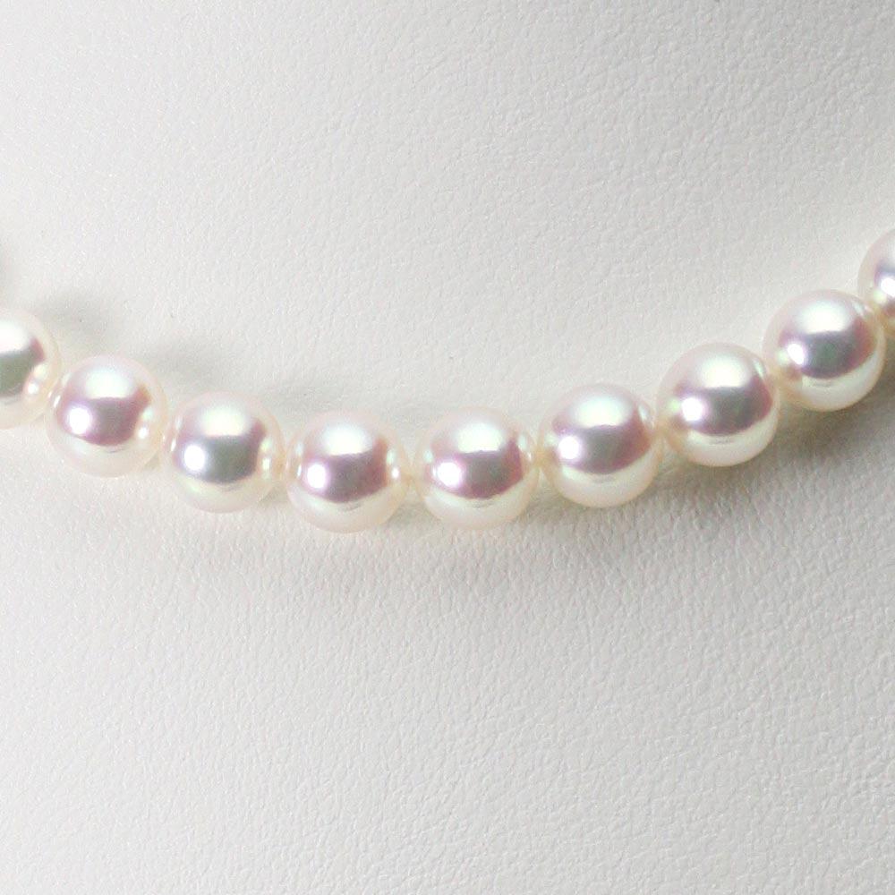 あこや真珠 パール ネックレス 8.0mm アコヤ 真珠 ネックレス レディース CA00080O31WPN00000