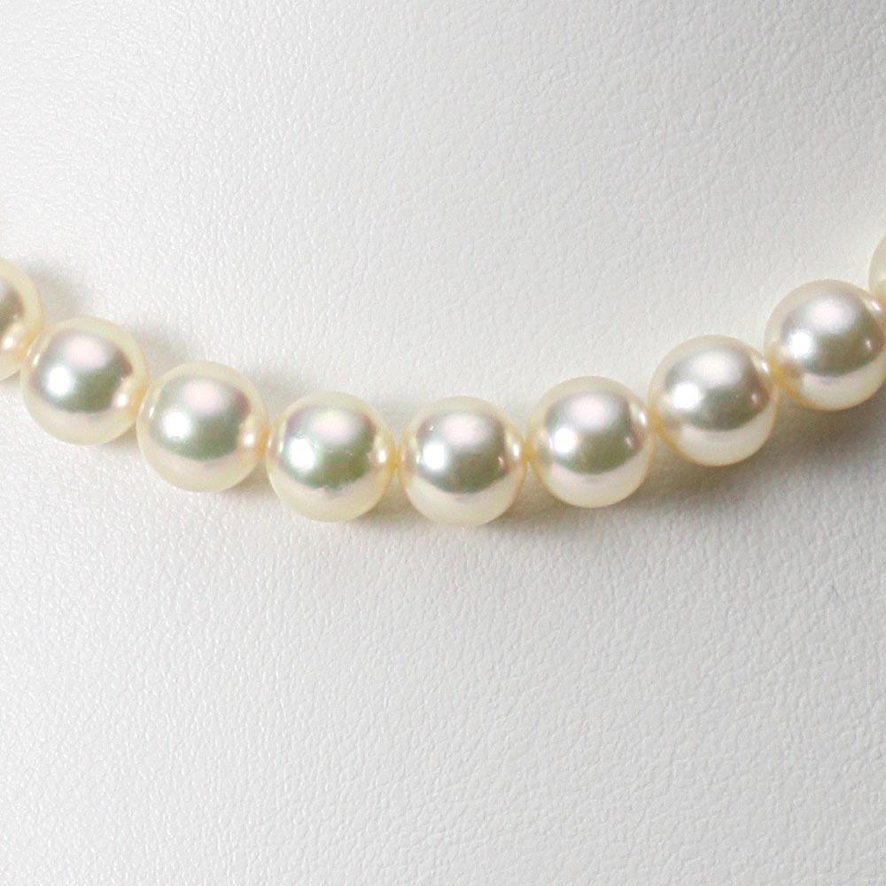 あこや真珠 パール ネックレス 8.5mm アコヤ 真珠 ネックレス レディース CA00085R22CG000000