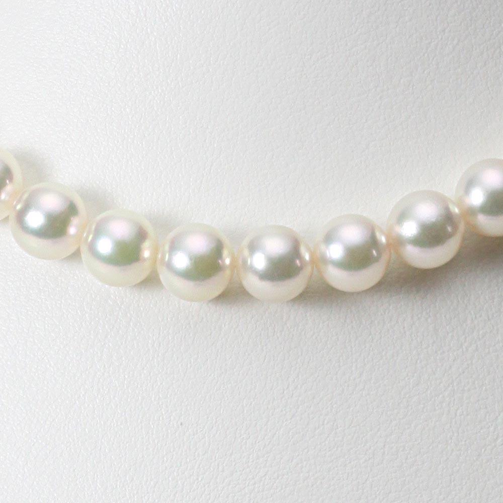 あこや真珠 パール ネックレス 9.0mm アコヤ 真珠 ネックレス レディース CA00090R23CW000000