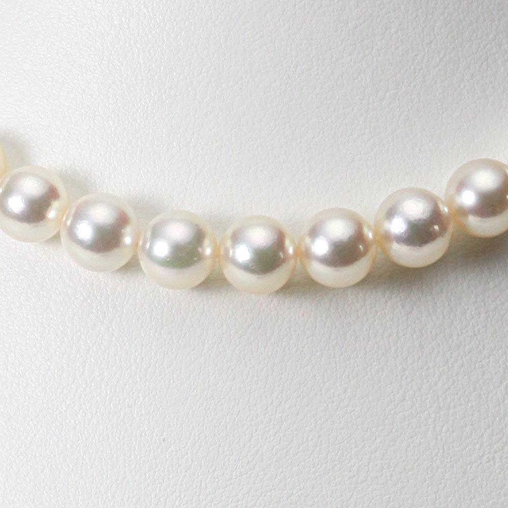 ネックレス あこや真珠 真珠 アコヤ 9.0mm ネックレス CA00090R32CW000000 パール レディース