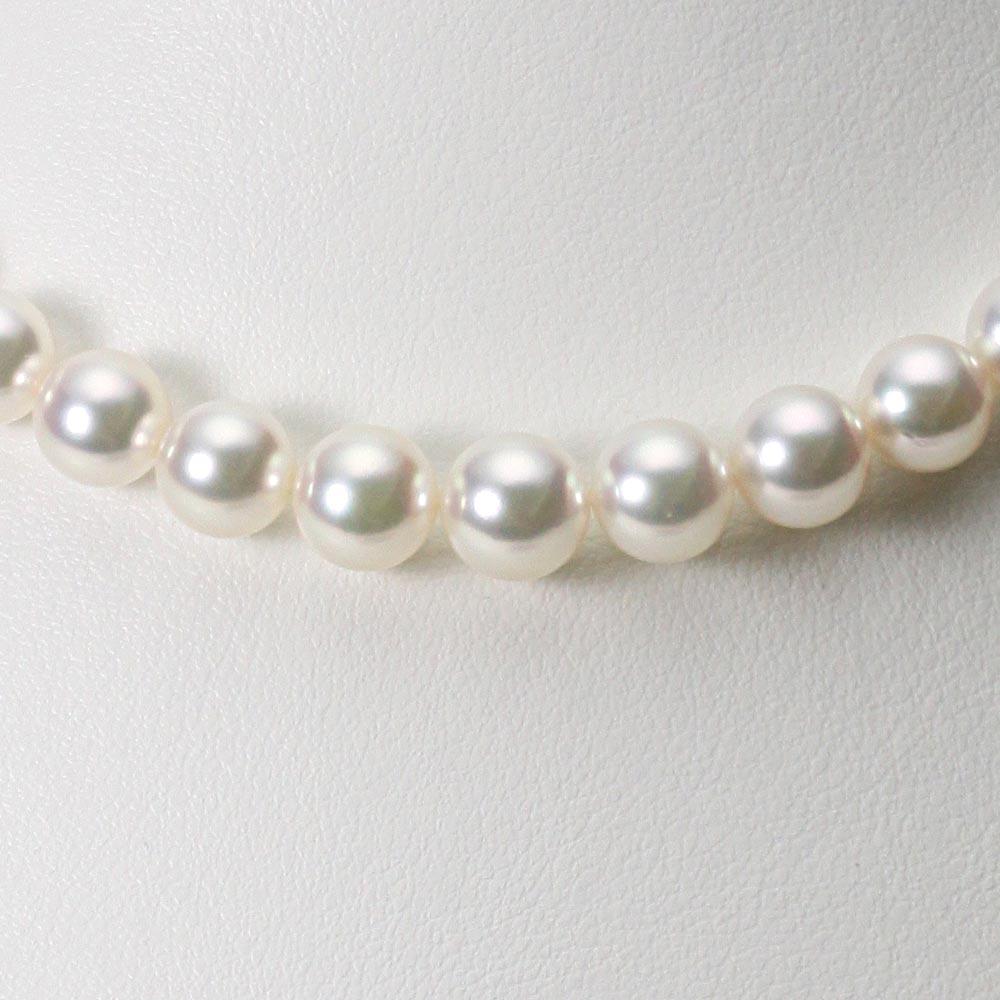あこや真珠 パール ネックレス 6.0-9.0mm アコヤ 真珠 ネックレス レディース GA09060R12WPG00000