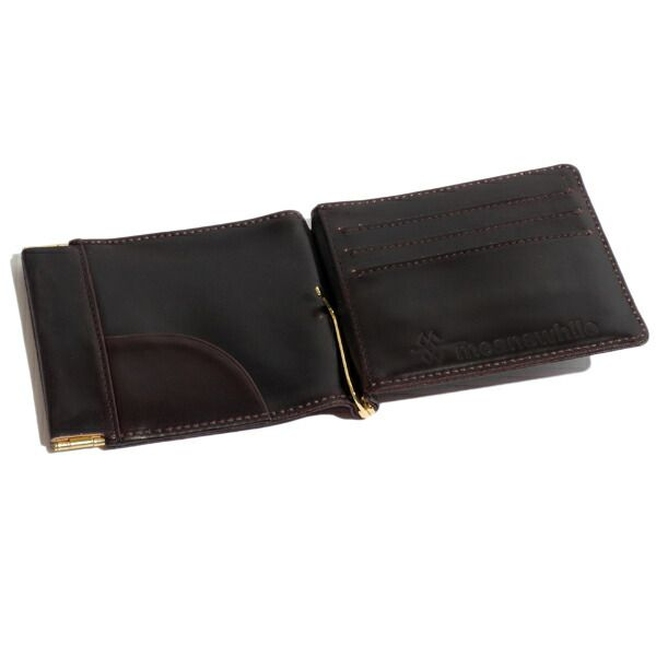 meanswhile mines will cordovan money clip money clip wallet purse store