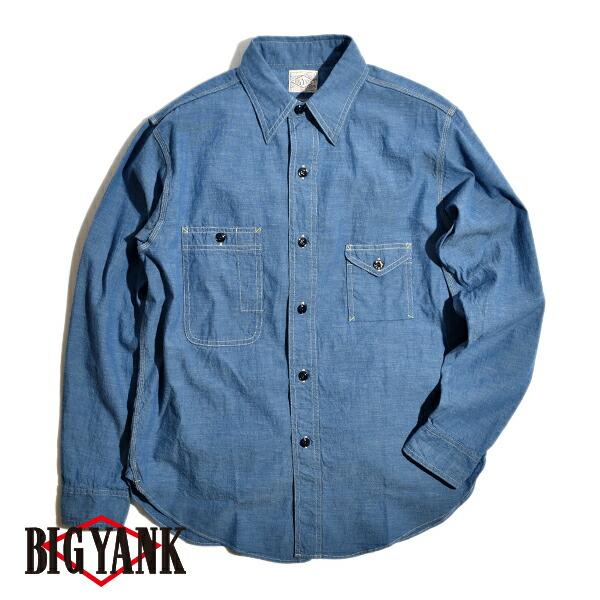 【20%OFFクーポン対象】ビッグヤンク 1935シャツ BIG YANK 1935 SHIRTS 日本製 MADE IN JAPAN