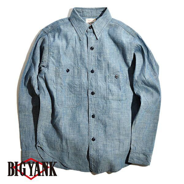 【20%OFFクーポン対象】ビッグヤンク1942シャツ BIG YANK 1942 SHIRTS 日本製 MADE IN JAPAN