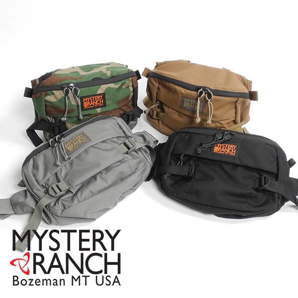 【正規品】MYSTERY RANCH ミステリーランチ HIP MONKEY ヒップモンキー ヒップバッグ ウエストバッグ