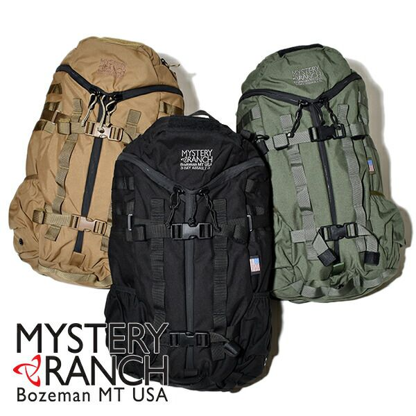 MYSTERY RANCH ミステリーランチ 3DAY ASSAULT CL 3デイアサルト クラシック リュック デイパック バックパック MADE IN USA