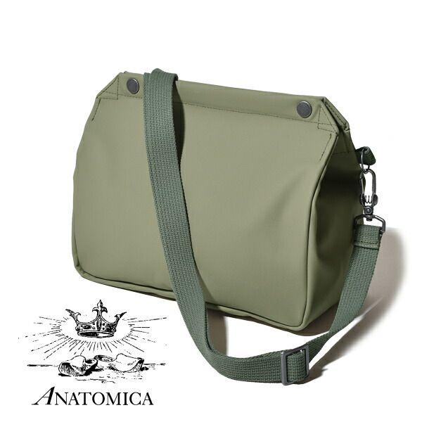 【20%OFFクーポン対象】アナトミカ ANATOMICA スモール ショルダー バッグ SMALL SHOULDER BAG 日本製