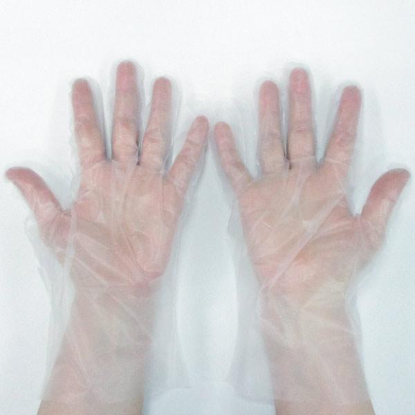 〓MOON〓食品衛生法 食品添加物など規格基準に適合 耐久性 耐油性 耐摩耗性 引っかき傷などに強い素材 使い捨て手袋 Sサイズ 内祝い 至高 OS-GLCPN-1 CPEポリエンボス手袋 1袋200枚入x1袋 ナチュラル 半透明