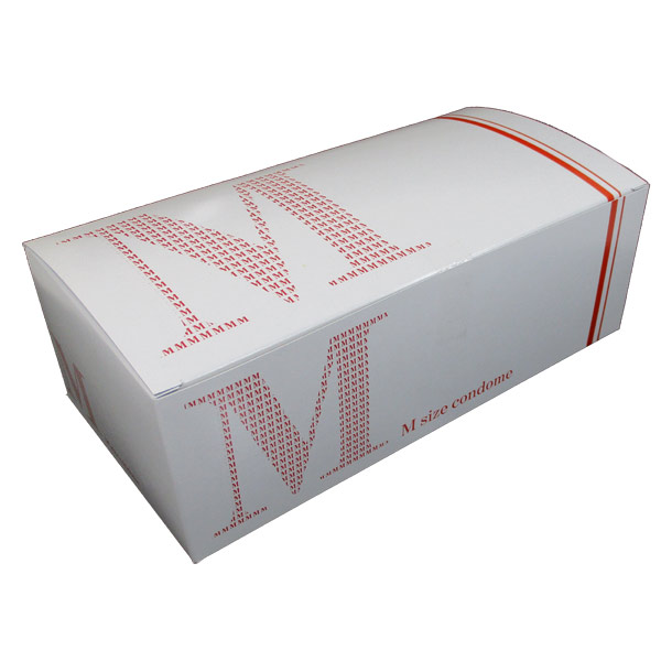 コンドーム 業務用 ニューハーベスト M 144個入り 中西ゴム/送料無料(北海道沖縄離島除く)