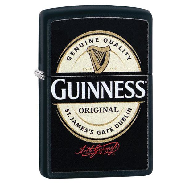 ジッポー ライター USAライン 29755 ギネス ビール/送料無料(北海道沖縄離島除く)