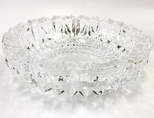 東洋佐々木ガラス/ガラス製卓上灰皿/トレド(大)P-05508-JAN 8個セット/送料無料(北海道沖縄離島除く)