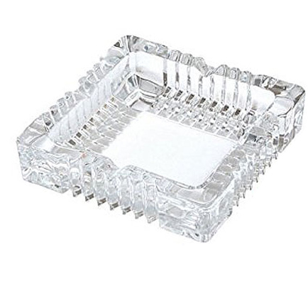 『SMT』 東洋佐々木ガラス/ガラス製卓上灰皿/クロッシンク(小)P-26414-JAN■10個セット
