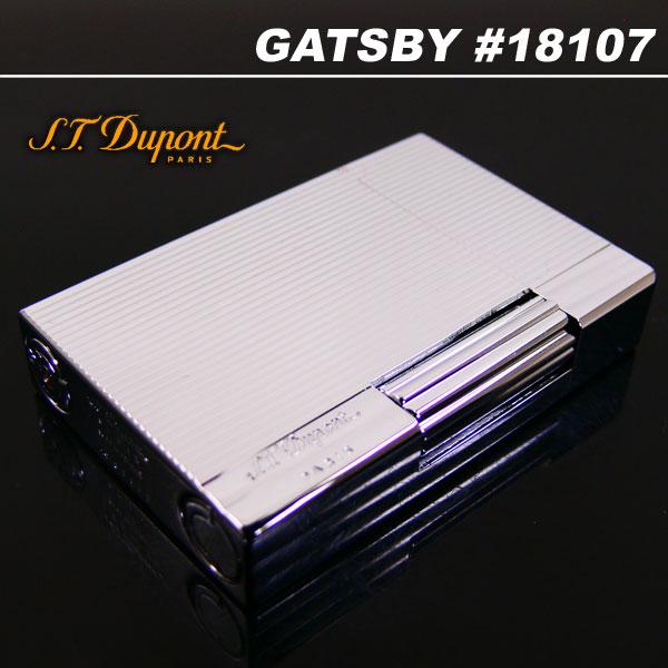 S.T.Dupont [DuPont] S.T.Dupont GATSBY #18107