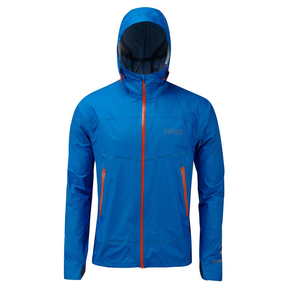 オリジナルマウンテンマラソン(OMM)イーサージャケット(Aether Jacket)カラー:Blue