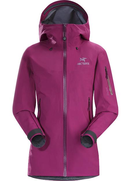 アークテリクス(ARC'TERYX)WOMEN'Sベータ SV ジャケット(Beta SV Jacket)カラー:Lt Chandra