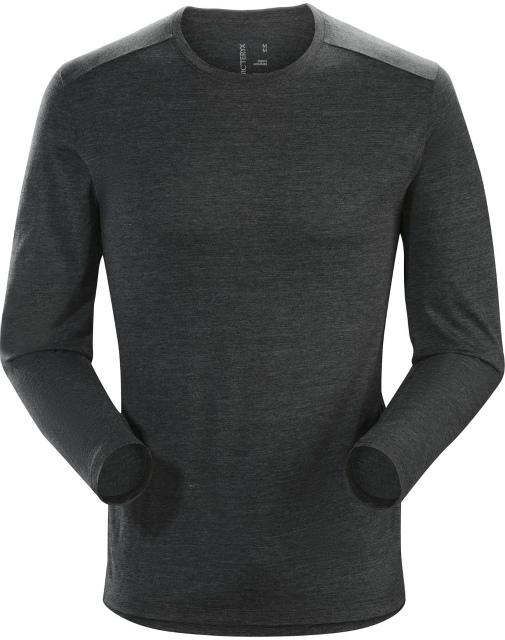 新発売 アークテリクス(ARC'TERYX)A2B LS LS Heather トップカラー:Black Heather, Smiling Angel Fashion Shop:51cce1de --- canoncity.azurewebsites.net