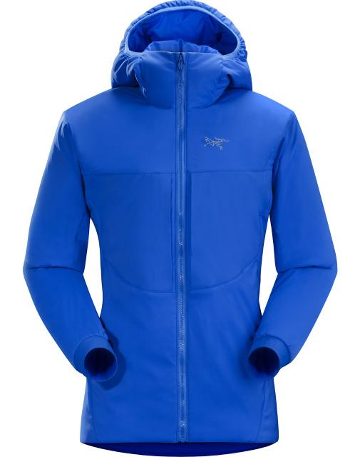 アークテリクス(ARC'TERYX)ウィメンズプロトン AR フーディ(Proton AR Hoody)カラー:Somerset Blue