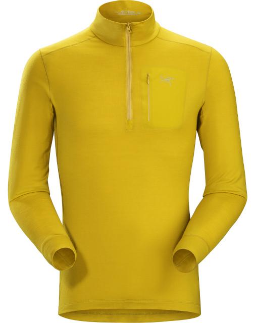 アークテリクス(ARC'TERYX)サトロ AR LSジップネックシャツ(Satoro AR LS Zip Neck Shirt)カラー:Woad