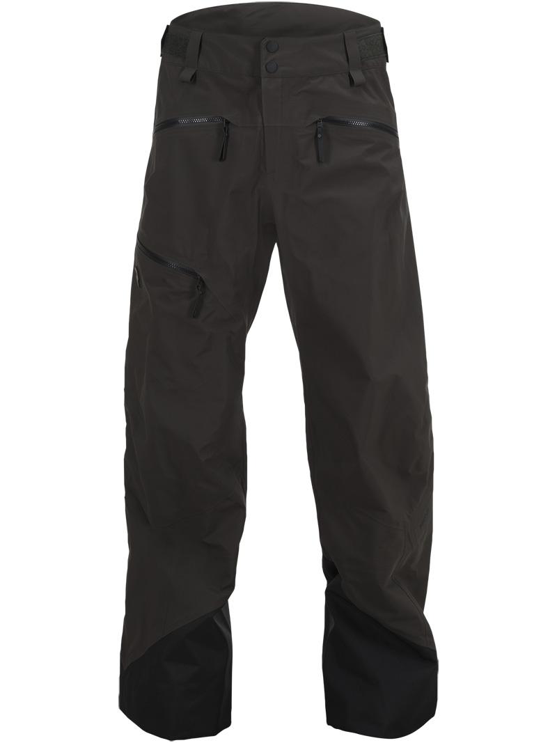 ピークパフォーマンス(PeakPerformance)Teton Pantsカラー:4CC Olive Extreme